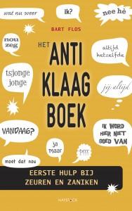 Het Anti-klaagboek - Cover