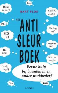 Het Anti-sleurboek HD-cover