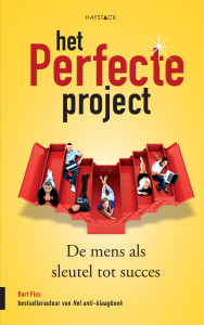Het perfecte project - front cover