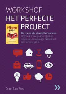 Workshop Het Perfecte Project - (c) Bart Flos Veranderadvies