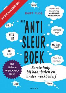 Stuntaanbieding Anti-sleurboek Cover (c) Bart Flos Veranderadvies