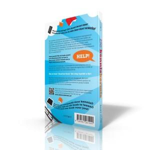 De kenniskermis - Boek 3D - Achterkant