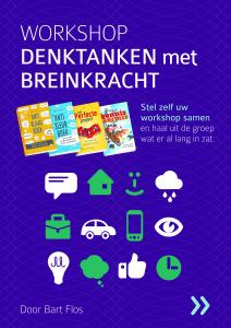 Workshop Denktanken met Breinkracht - Brochure - Voorpagina JPEG